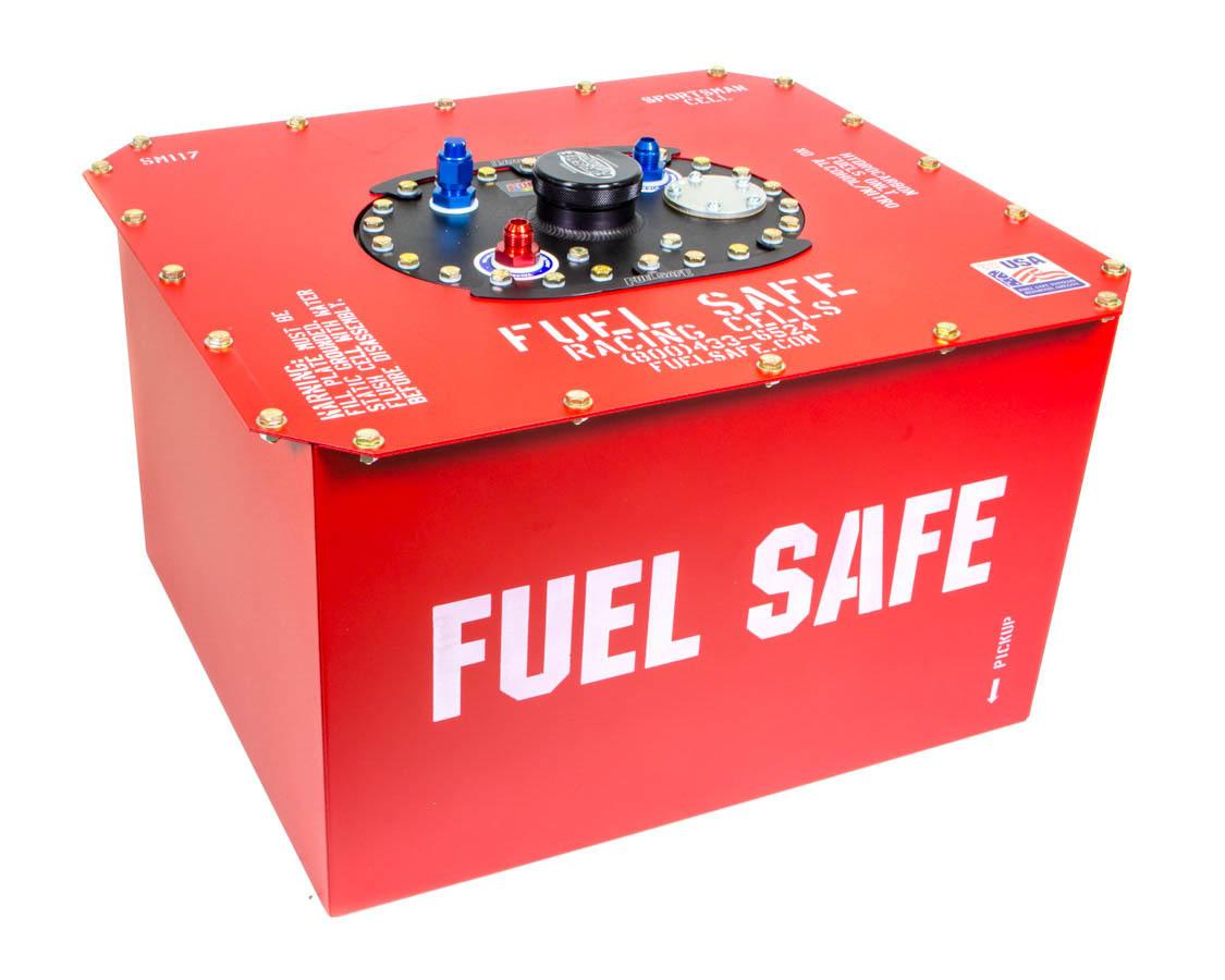 Fuel Safe 17 Gal Sportsman Cell 20.125x17.125x12.75