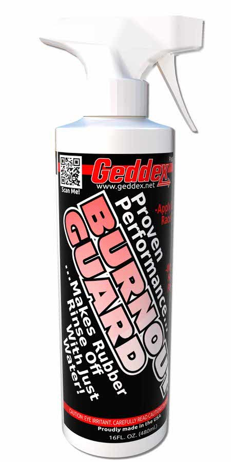 Burnout Guard 16oz Bottle