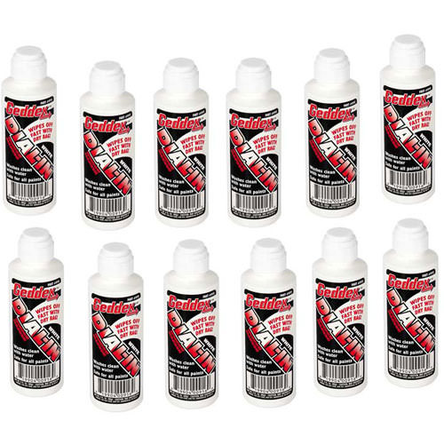 Dial-In Window Marker White Case 12x3oz Bottle