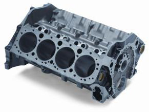 Engine Block - SBC Discontinued 01/31/20 VD