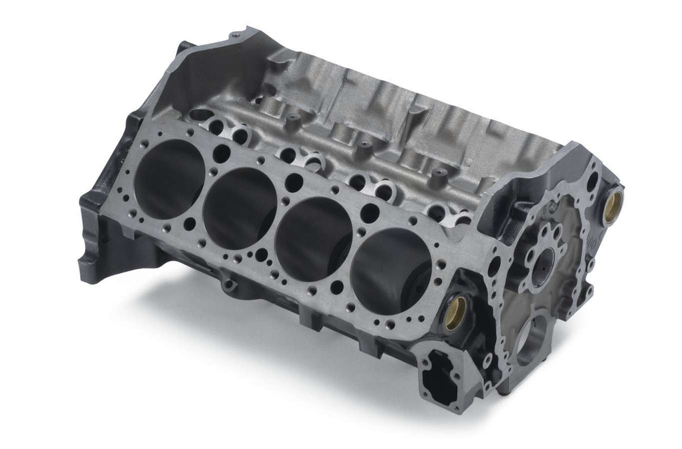 SBC Block - 4.000 Bore 1pc Rear Main