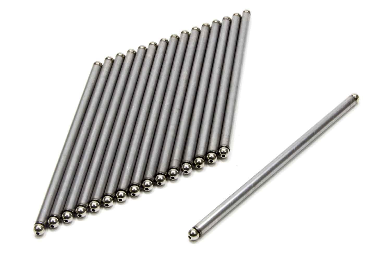 CHEVROLET PERFORMANCE 5/16 Pushrods (16) 7.122 Long