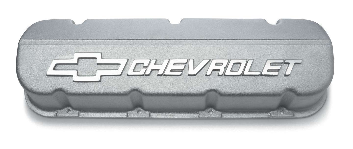 CHEVROLET PERFORMANCE Aluminum Valve Covers - BBC- Tall