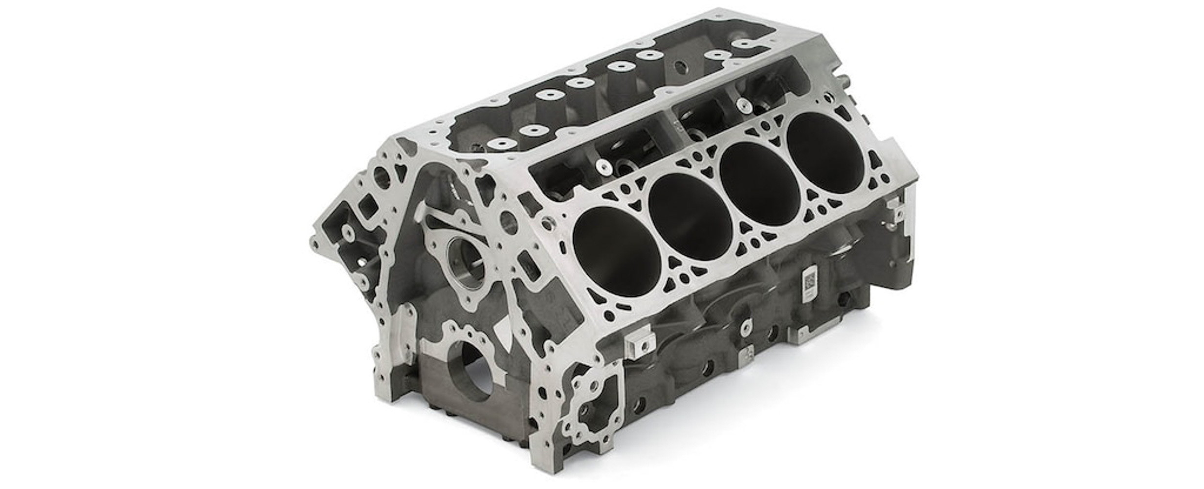 CHEVROLET PERFORMANCE Alm Engine Block - Bare 6.2L LSA