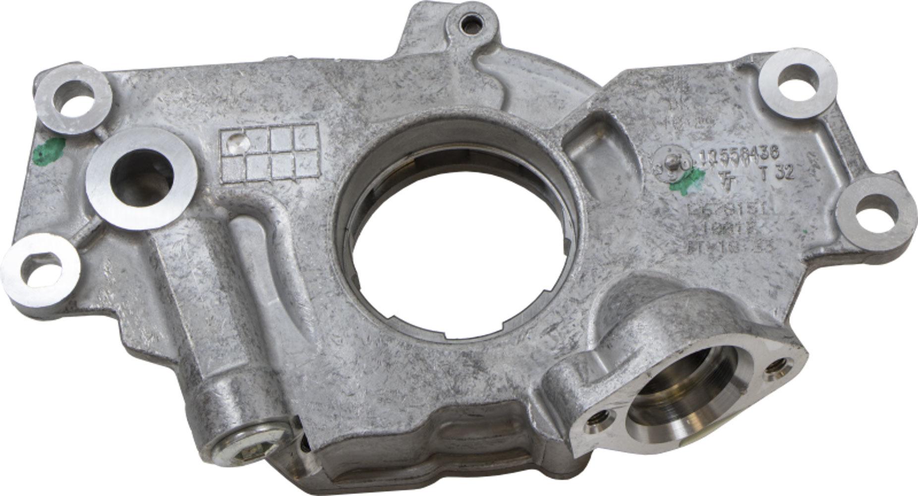 Chevrolet Performance 12710303 Oil Pump, Wet Sump, Internal, High Volume, GM LS-Series, Each
