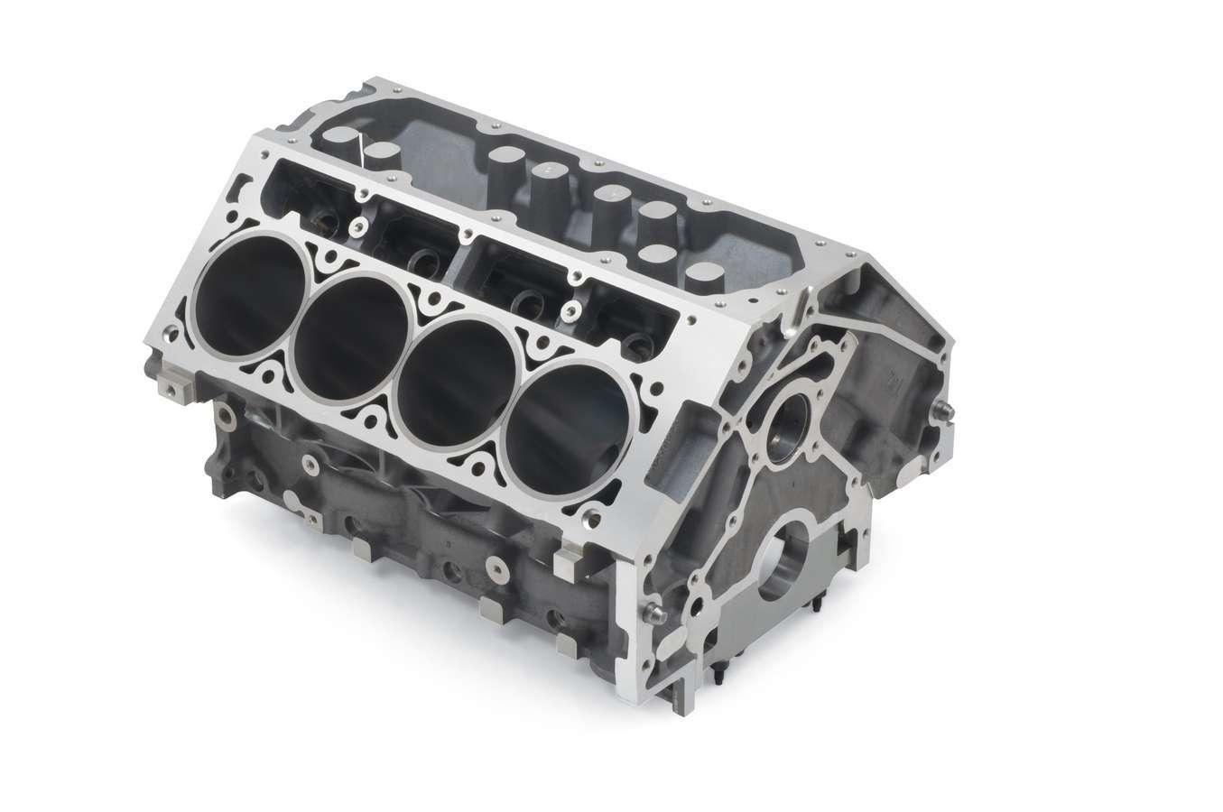Aluminum Block - SBC LS7