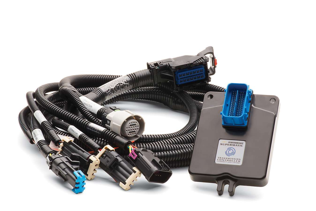 Chevrolet Performance 19302405 Transmission Controller, Controller / Harness / Software Included, Programmable, 4L60E, Kit