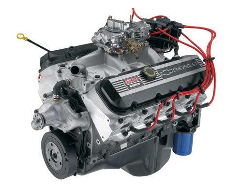 Crate Engine - BBC ZZ502/502HP