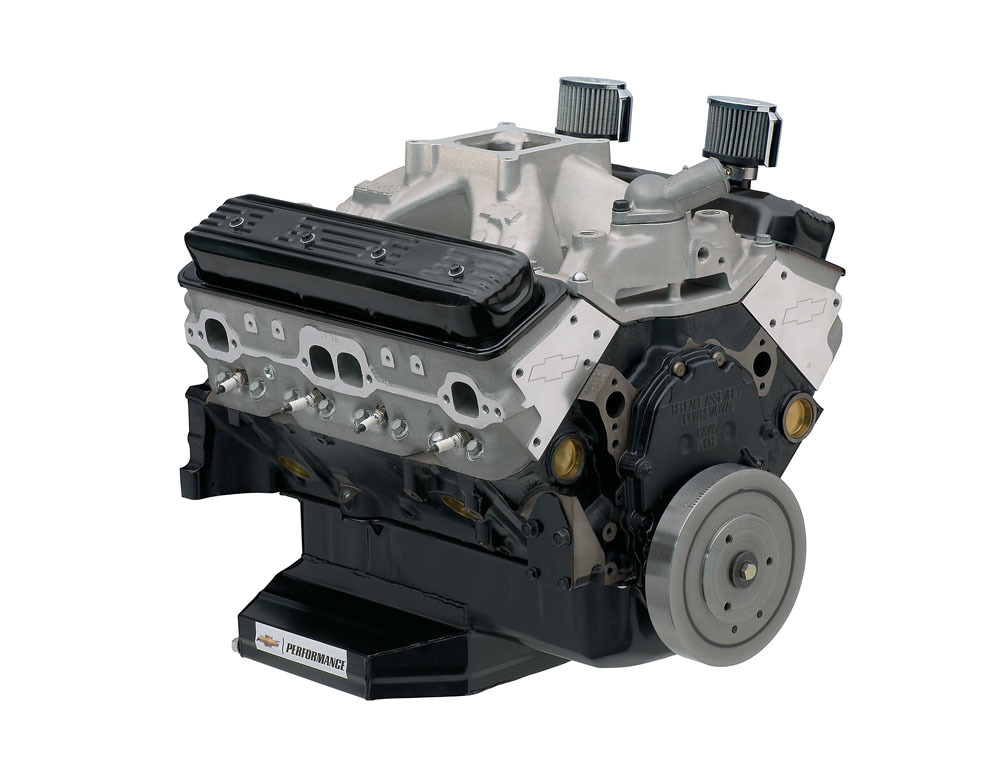 Crate Engine SBC 350/400 HP (ASA LM Spec.Engine)