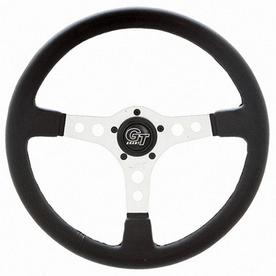 Formula GT 15in Black Steering Wheel