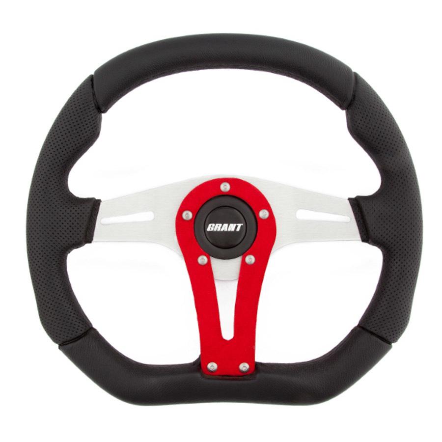 Racing Wheel D Series Red