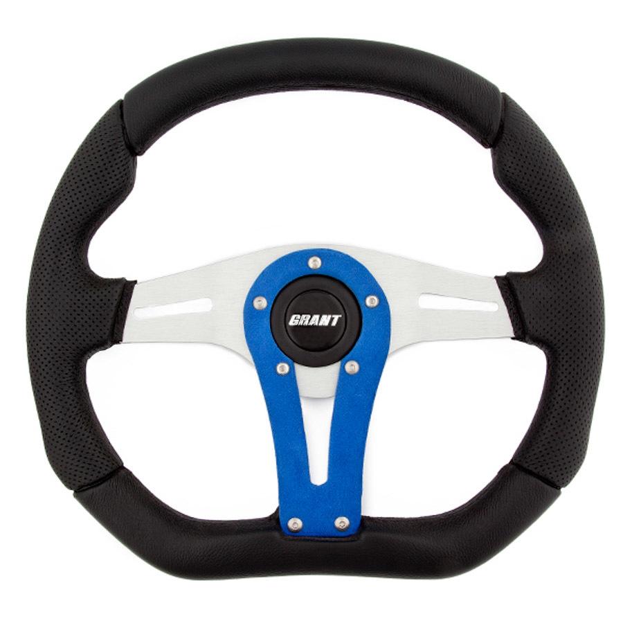 Racing Wheel D Series Blue