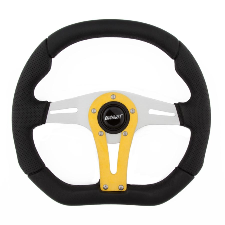 Racing Wheel D Series Yellow