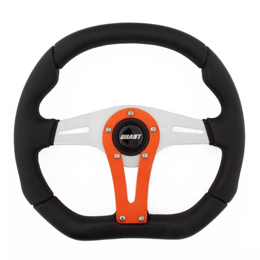 Racing Wheel D Series Orange