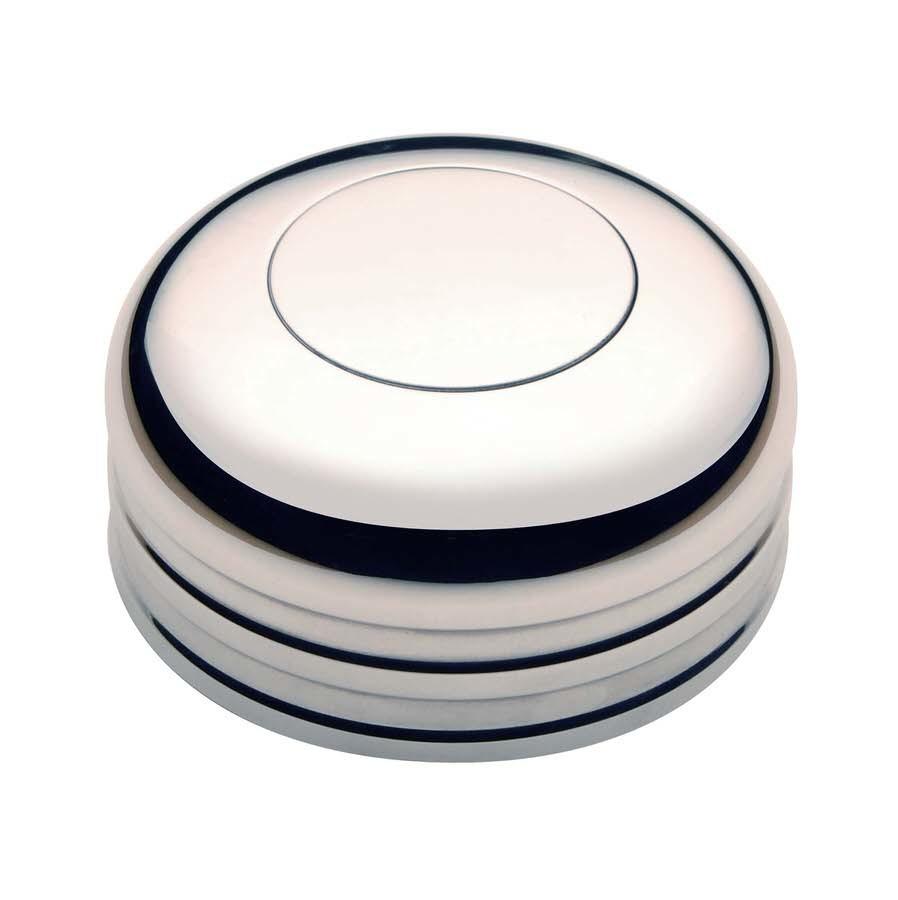 GT3 Horn Button Plain Billet Button