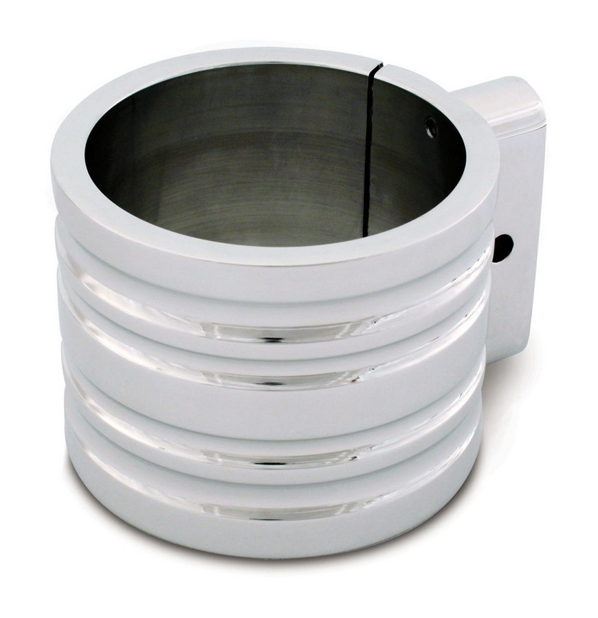 Band Clamp for 2.5lb Fire Ext Polished Billet