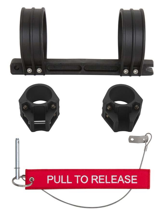 Extreme Duty Bracket For 1-3/4in Tubing