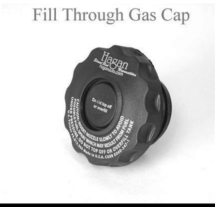 Replacement Hagen Gas Cap