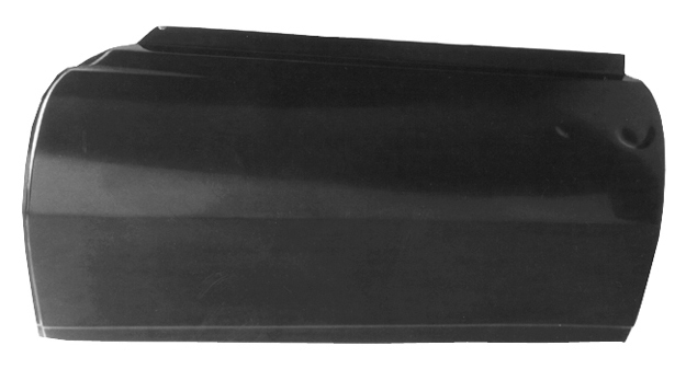 Harwood 10010 Door, Driver Side, Fiberglass, Black, Chevy Camaro 1967-68, Each