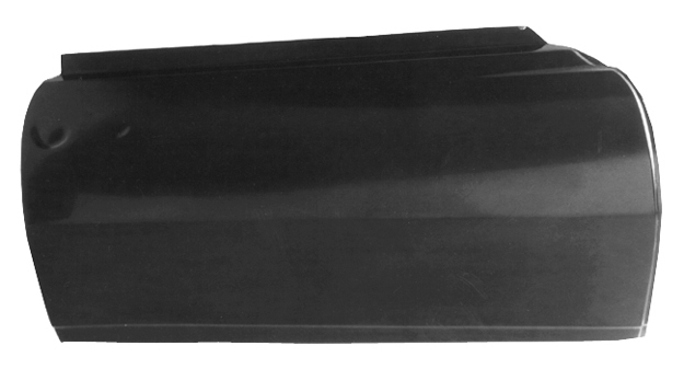 Harwood 10011 Door, Passenger Side, Fiberglass, Black, Chevy Camaro 1967-68, Each