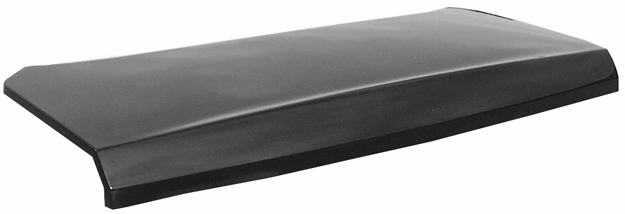 Harwood 26501 Decklid, Lift-Off, Fiberglass, Black, Notchback, Ford Mustang 1979-93, Each