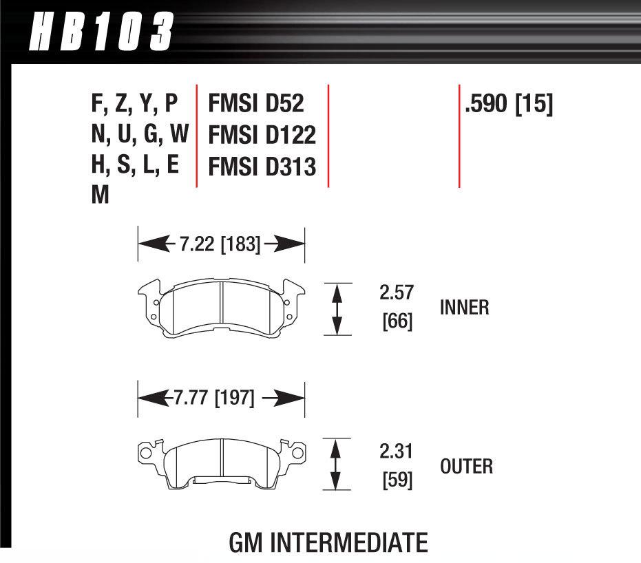 Full Size GM-HP Plus