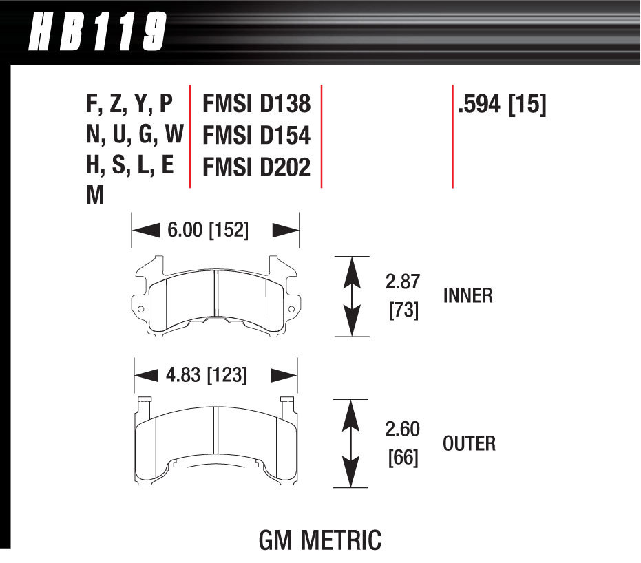 Metric GM-Black
