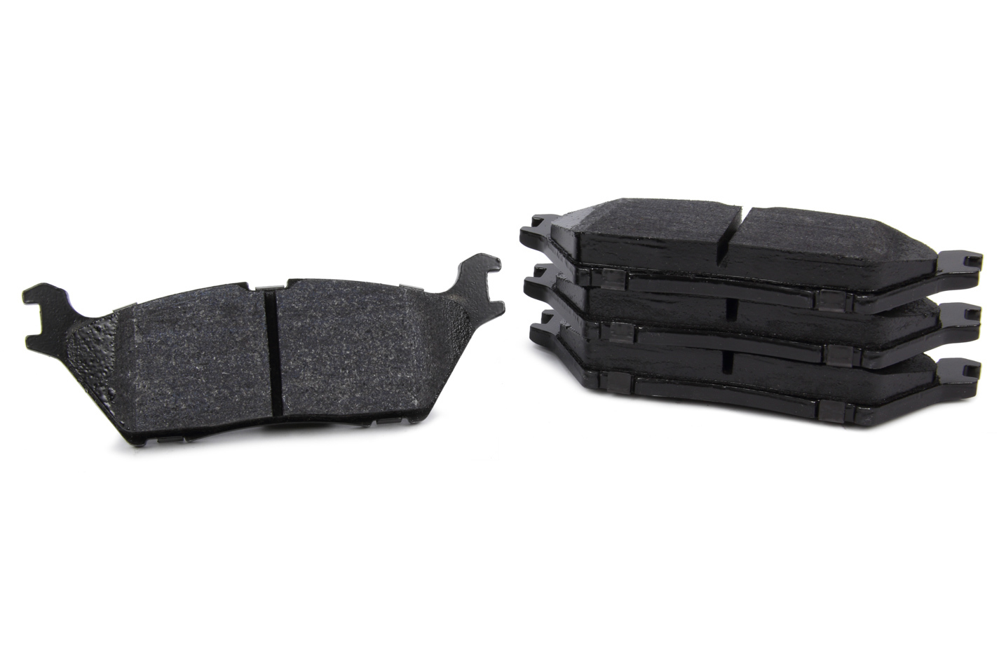 Hawk Brake HB792Z.676 Brake Pads, Performance Ceramic Compound, Rear, Ford F-150, Set of 4