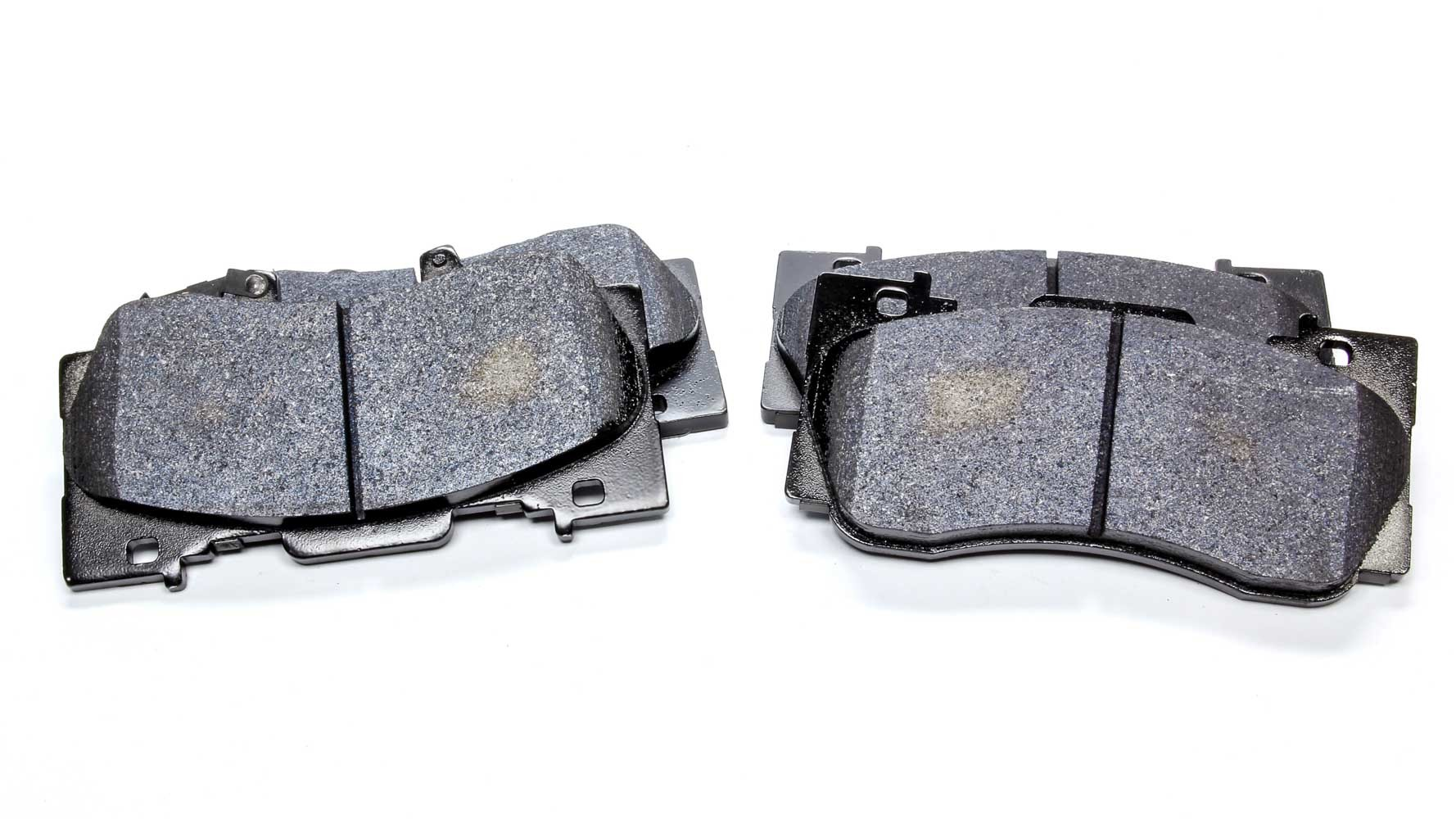 Hawk Brake HB802F.661 Brake Pads, HPS Performance, Street Compound, High Friction, Front, Ford Mustang 2015-17, Set of 4