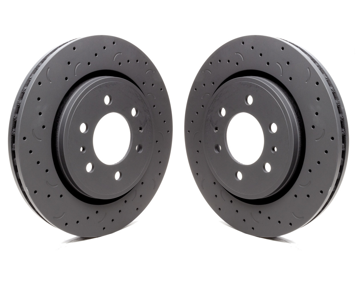 Brake Rotor Front Ford F150 10-16