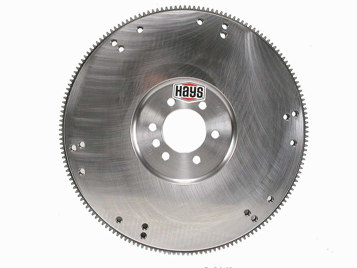 400 Chevy Ext Balance Flywheel 30Lb- 168 Tooth