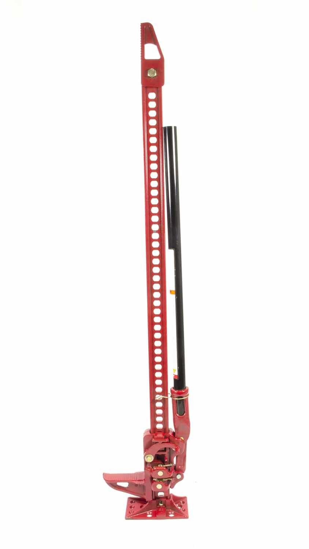48in Hi-Lift Jack Casting Jack Red