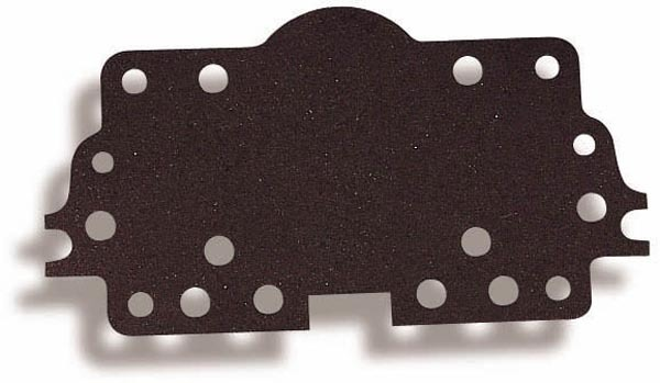 Holley 108-27-2 Metering Plate Gasket, Composite, Secondary, Holley 4160 Carburetors, Pair