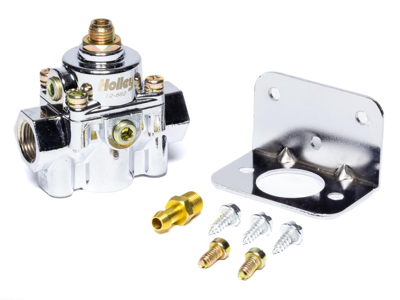Fuel Pressure Regulator EFI By-Pass Style 60psi