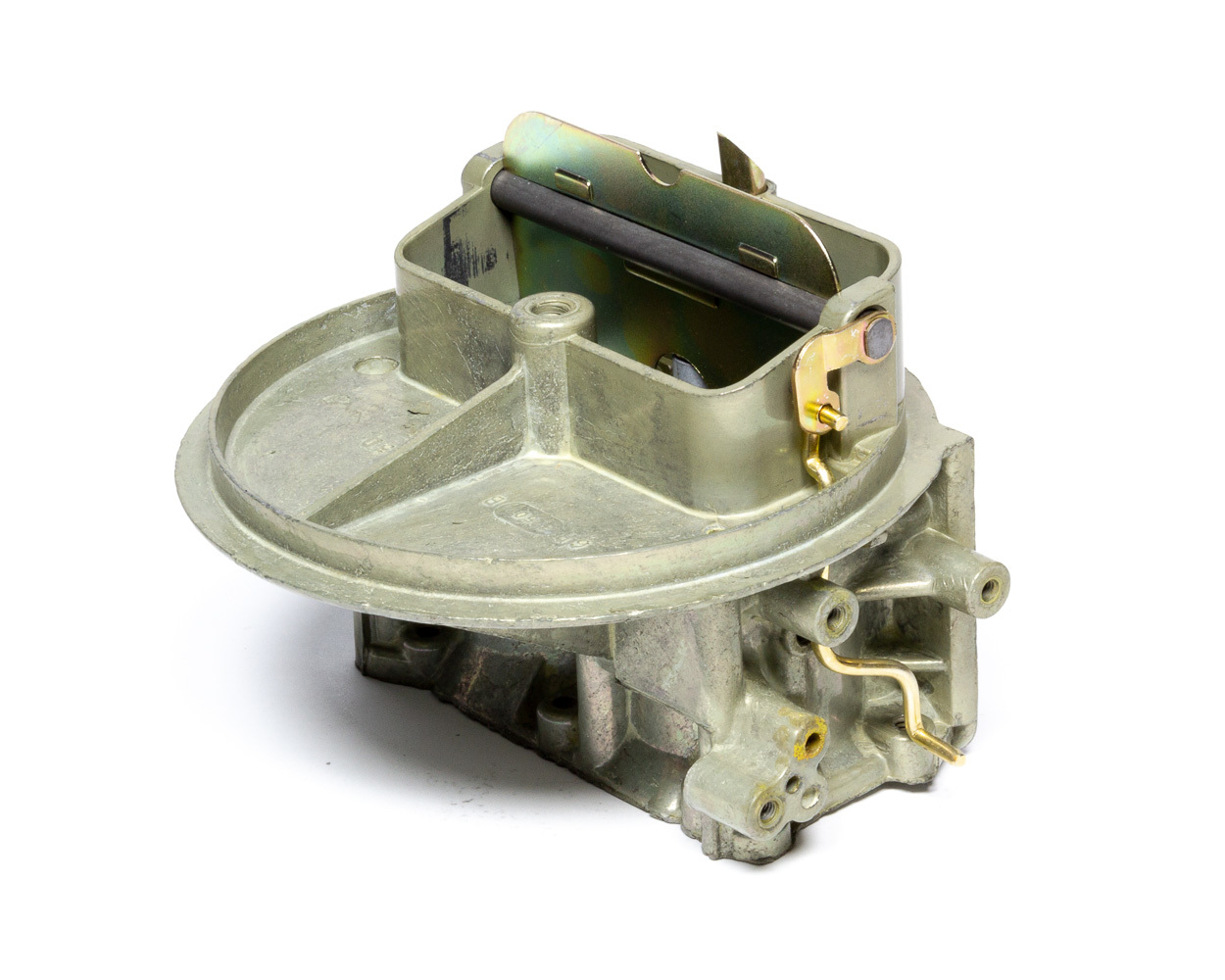 Holley 134-334 Carburetor Main Body, Replacement, 500 CFM, Aluminum, Chromate, Holley Performance Model 2300 Carburetor, Kit
