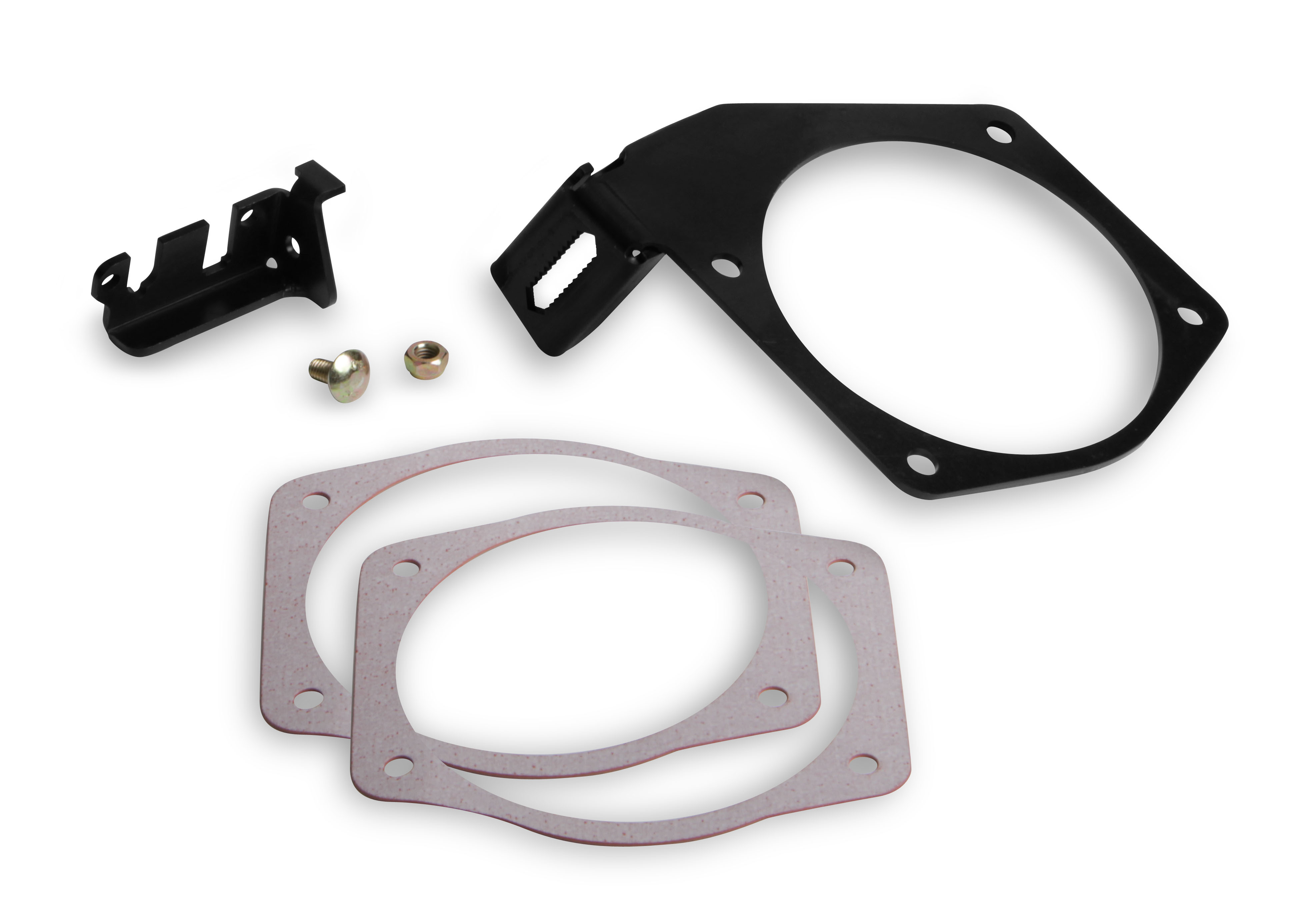 Holley 105MM TB CABLE BRACKET F OR OE AND FAST CAR STYLE