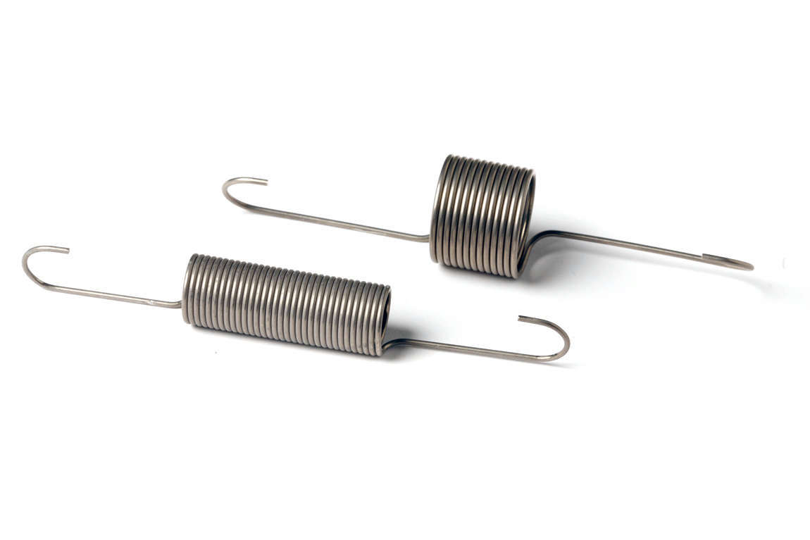 Holley 20-89 Throttle Return Spring, Stainless, Natural, Pair