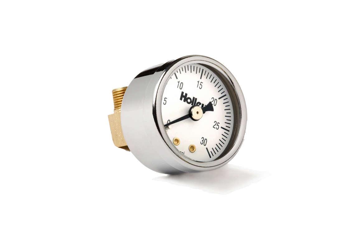 Holley 0-30 Psi Fuel Pressure