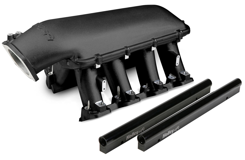 GM LS Hi-Ram Intake System EFI 92mm LS1/2/6
