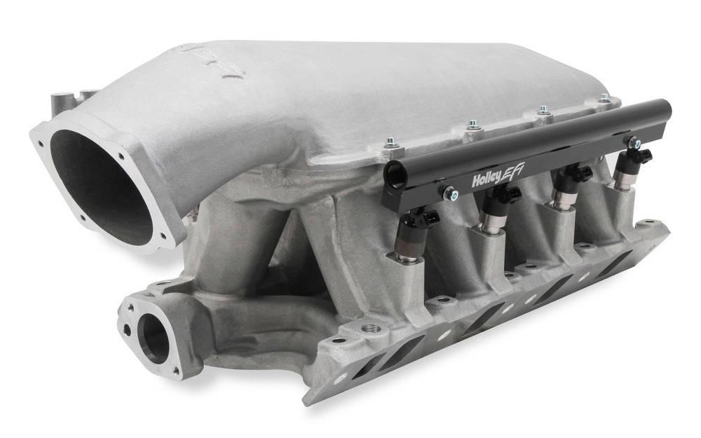 Holley 105mm EFI Hi Ram Intake Manifold SBF 351W