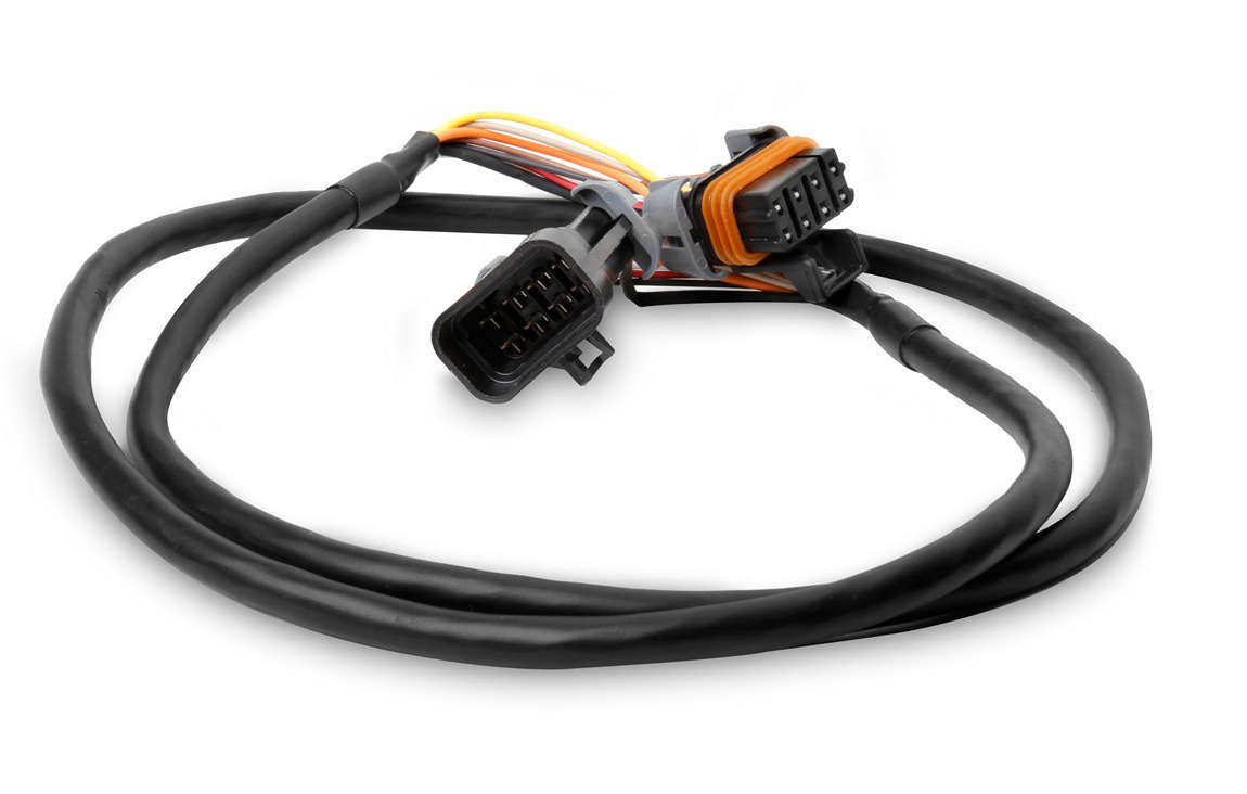 Holley 534-199 Data Transfer Cable, Holley EFI to O2 Sensor, 4 ft Long, Each