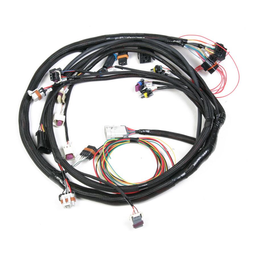 Holley 558-104 EFI Wiring Harness, MPFI Main Harness, Holley Hp / Dominator EFI, Universal, Each
