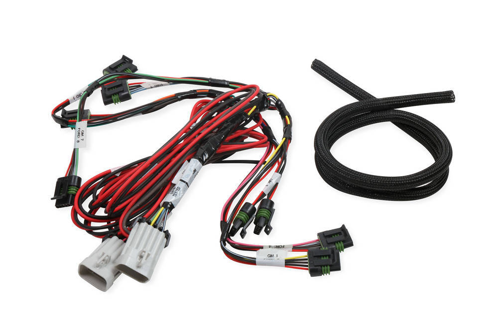 Holley 558-318 Ignition Wiring Harness, Big Wire C-N-P Sub Harness, V8, Each