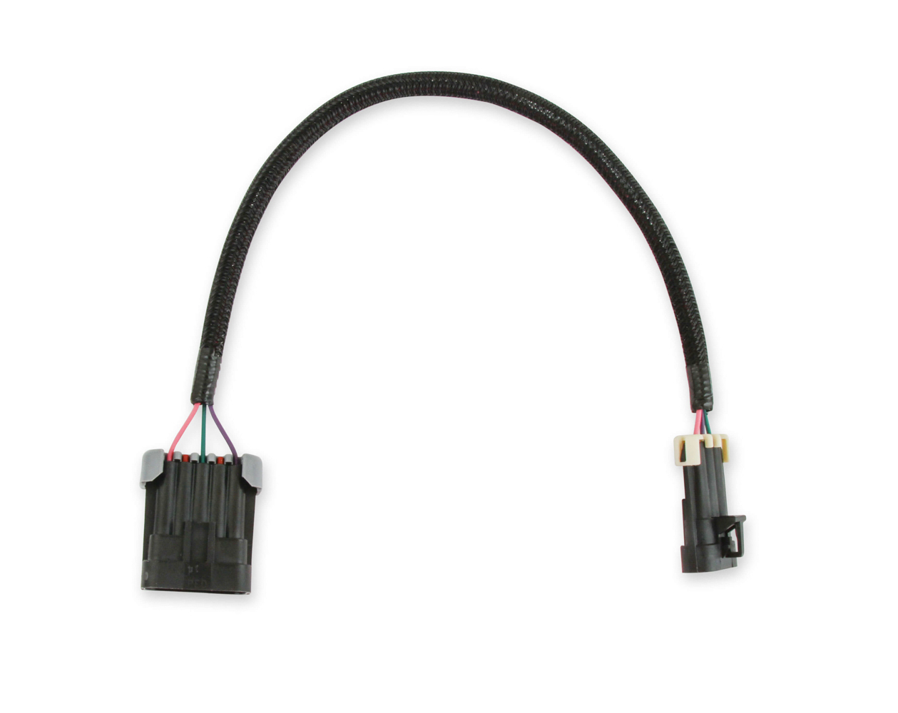 Holley 558-323 EFI Wiring Harness, Ignition Adapter Harness, HyperSpark Distributors to Holley EFI, Each