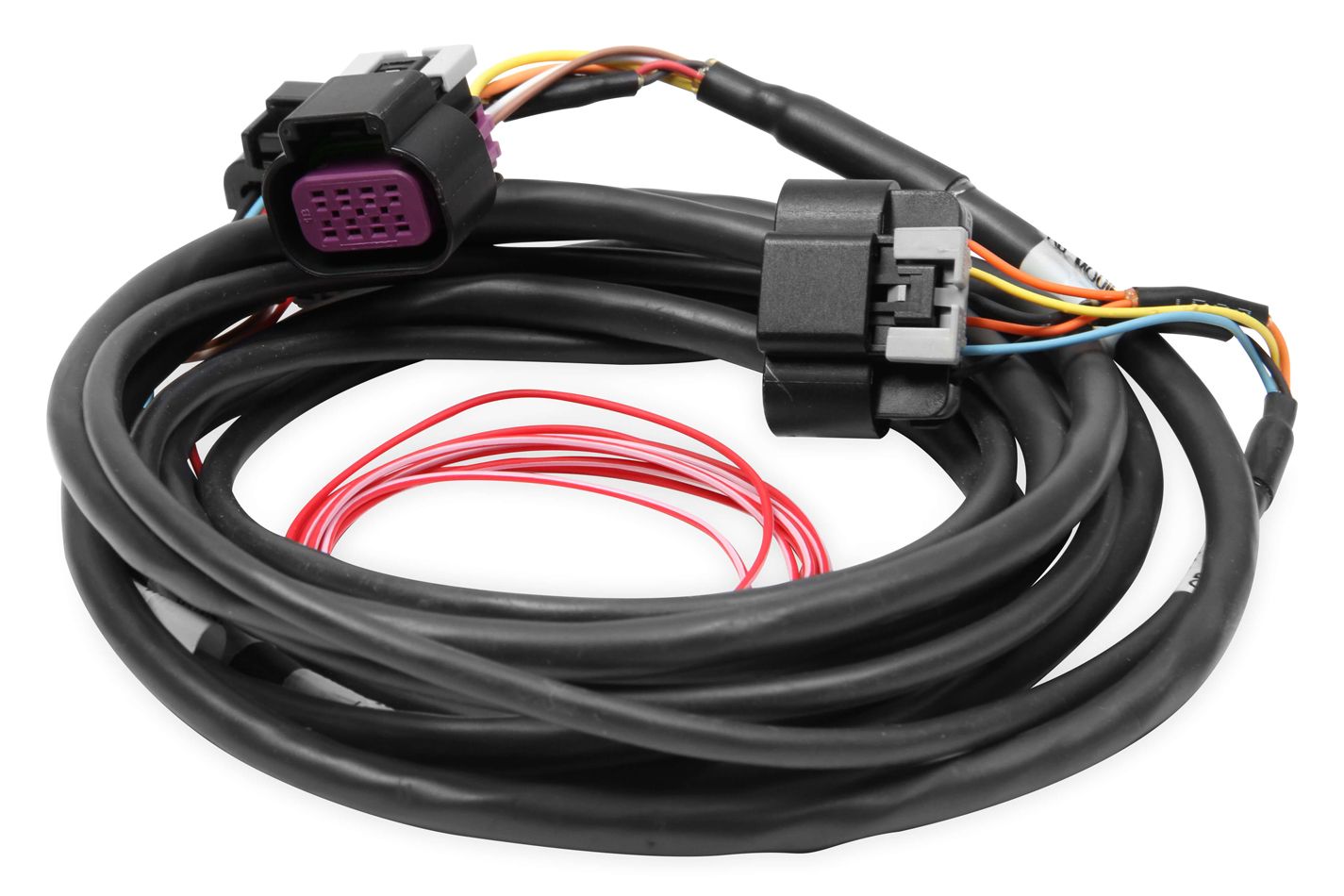 Holley 558-429 EFI Wiring Harness, Drive by Wire, Holley Dominator EFI, GM, Each