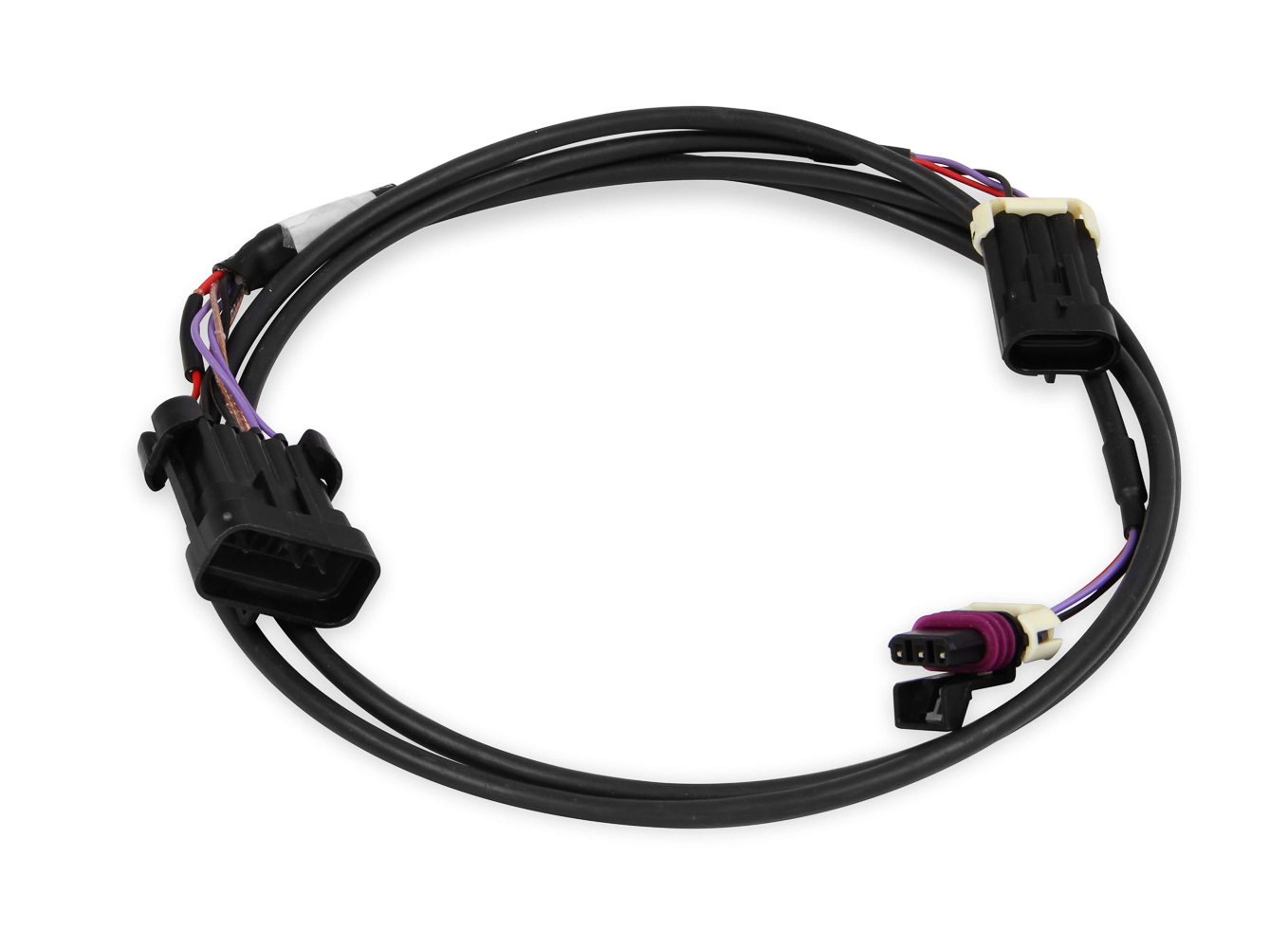 Holley 558-431 EFI Wiring Harness, Camshaft Ignition Harness, Holley Hp / Dominator EFI, Universal, Kit