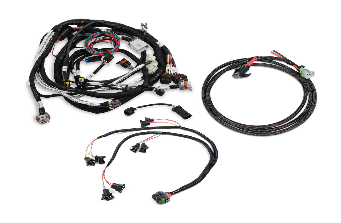 Holley 558-502 Engine Wiring Harness, 58X, GM LS-Series, Kit