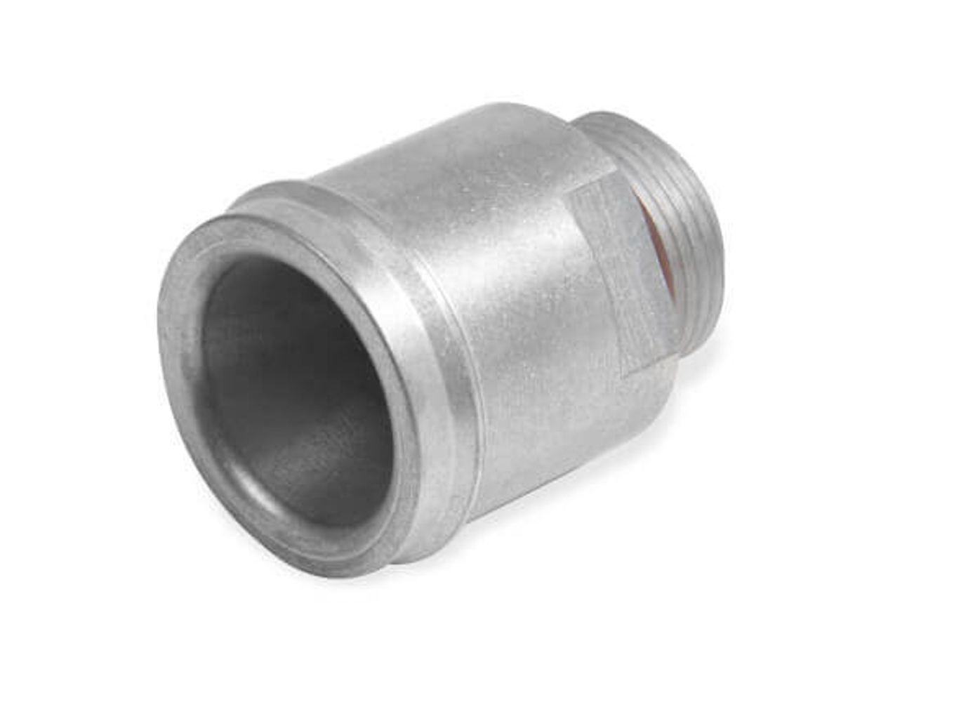 Holley FB402 Radiator Hose Fitting 1.75in to 16an ORB