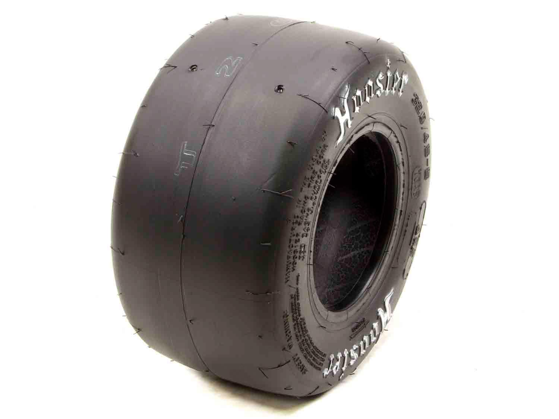 Hoosier 15032A35 Tire, Asphalt Quarter Midget, 32.0 x 4.5-5, Bias Ply, A35 Compound, White Letter Sidewall, Each