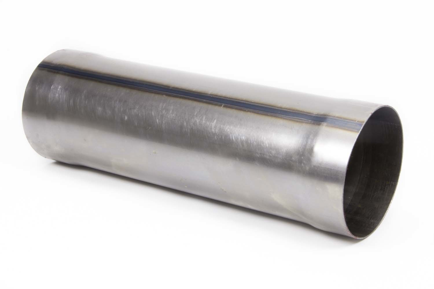 Howe H10031 Exhaust Pipe Extension, Straight, 5 in Diameter, 16 in Long, 1 End Expanded, Steel, Natural, Each